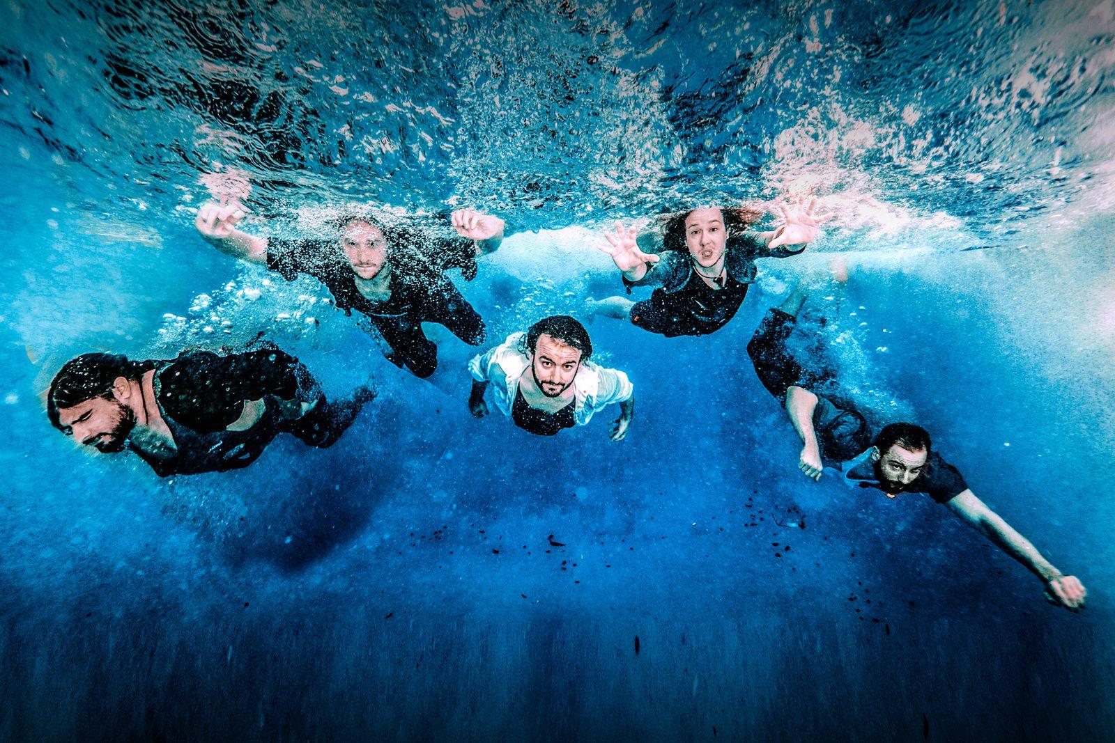 "Le nouvel album d'ALESTORM ""No Grave But the Sea"" sort vendredi !!!"