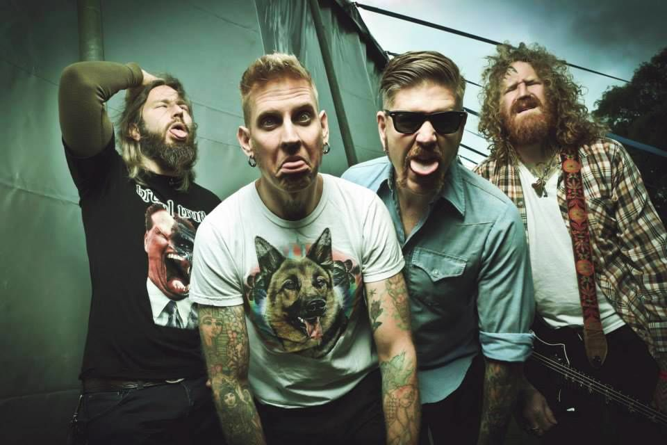 Nouvelle video de MASTODON Steambreather
