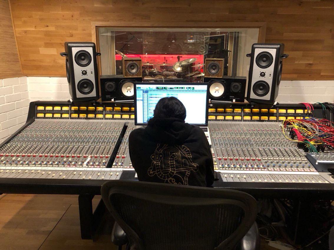 SOEN en studio pour son 4ème album !