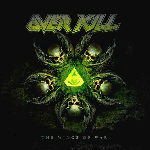 Nouvel album pour OVERKILL intitulé Wings of war ! Sortie le 22 Fevrier 2019