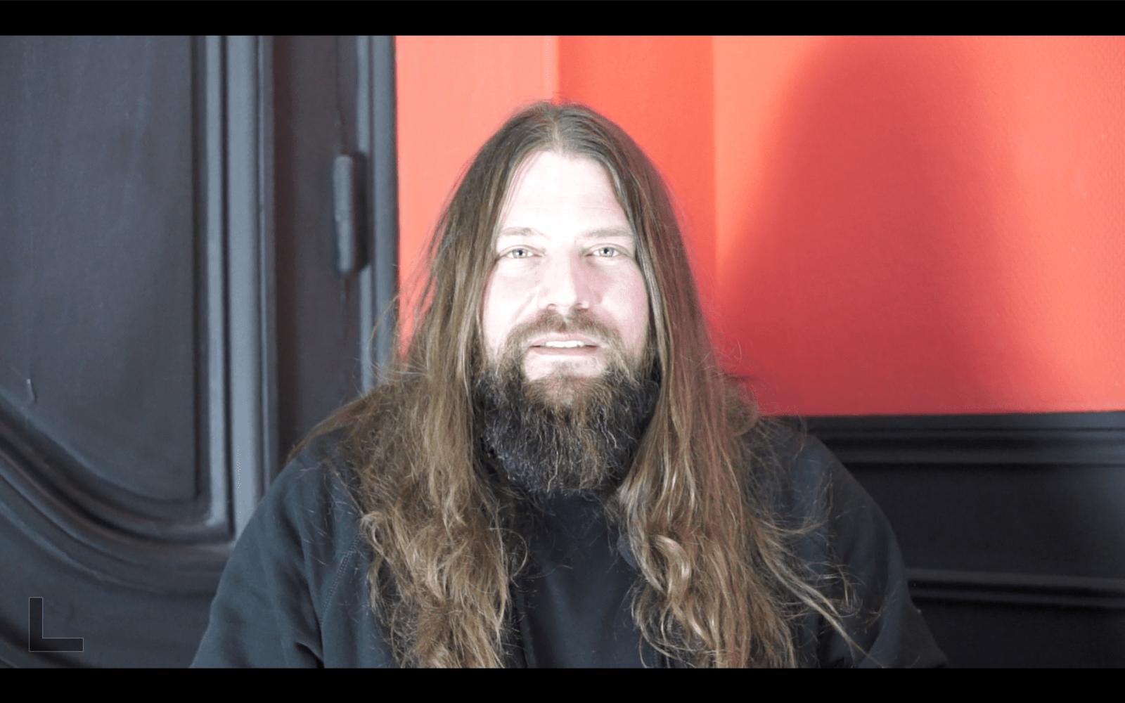 Interview avec Mark Morton (LAMB OF GOD) pour son album solo : sortie vendredi prochain !