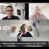 Interview Exclusive d'Eric Perrin du HELLFEST suite à l'annulation du Festival - Loud TV - Webzine Metal Video