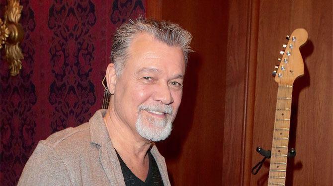 Décès du guitariste légendaire Eddie VAN HALEN à l'age de 65 ans
