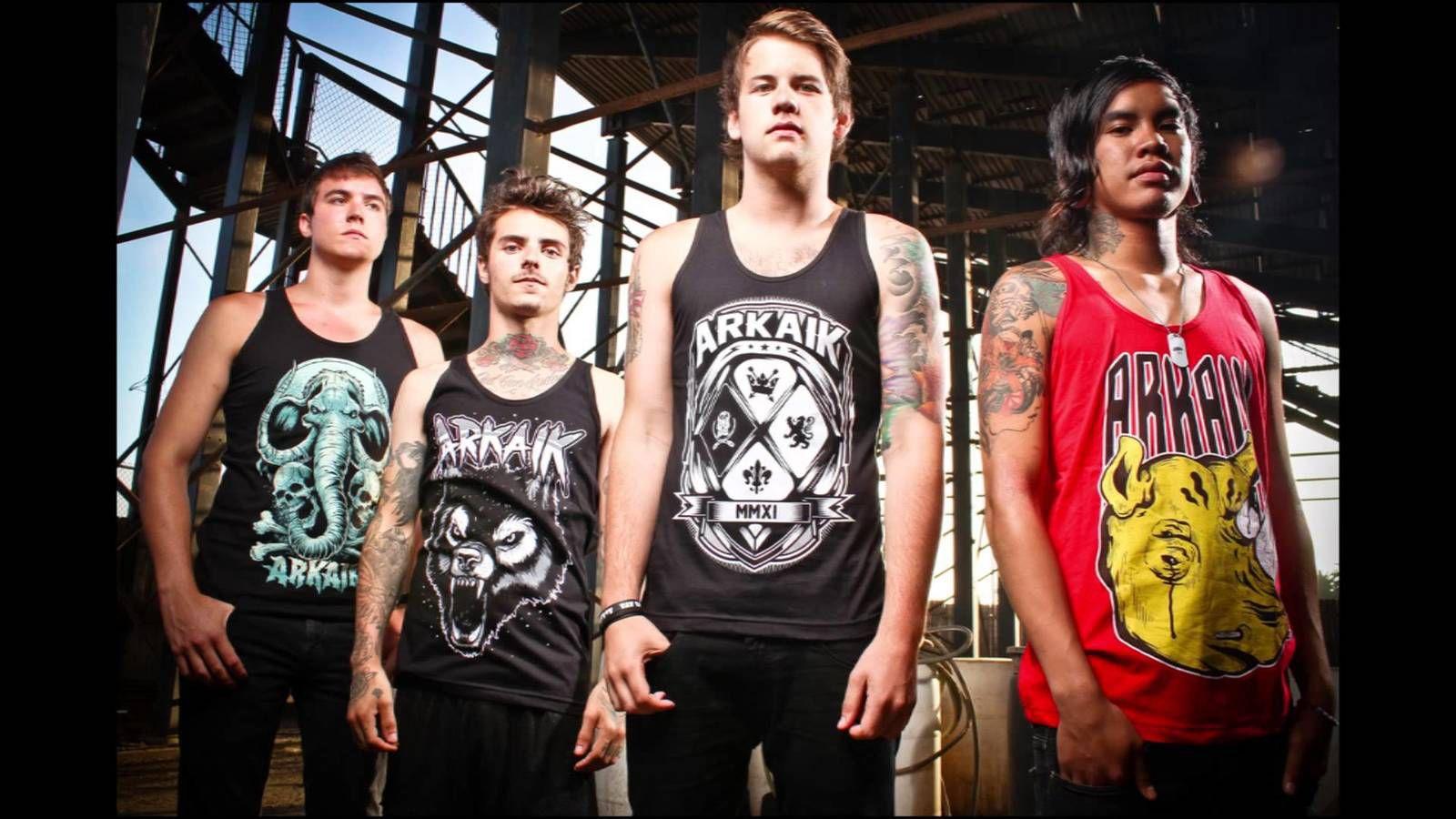 ATTACK ATTACK se réforme pour un nouvel album studio !
