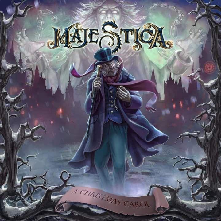 VIDEO - Interview (VO) avec Tommy Johansson pour le nouvel album de MAJESTICA