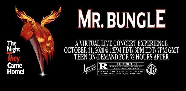 CHRONIQUE DU NOUVEL ALBUM DE MR. BUNGLE: UNE COURS DE RECRE TRES DYNAMIQUE ET HYPER CONTAGIEUSE QUI NOUS PLONGE DANS LES RACINES THRASH METAL DU BAND.