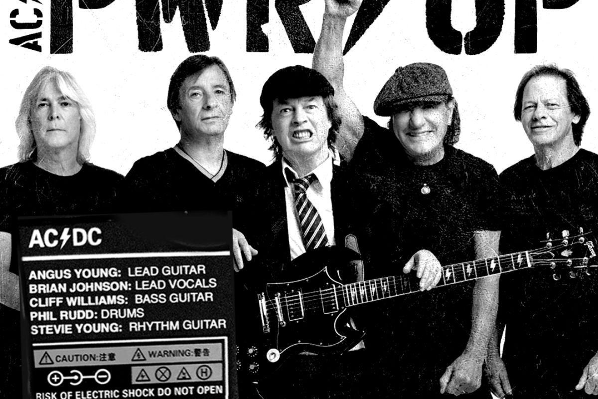 Chronique du nouveau AC/DC Power Up