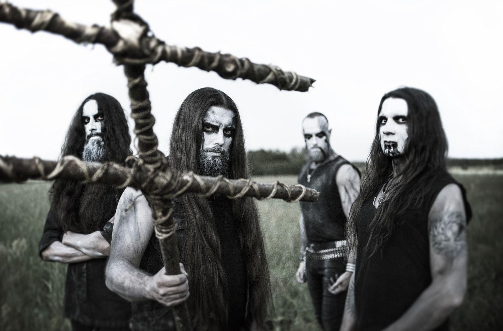 Chronique de HATE -  Auric Gates of veles - Sortie chez Metal Blade Records le 14 juin 2019