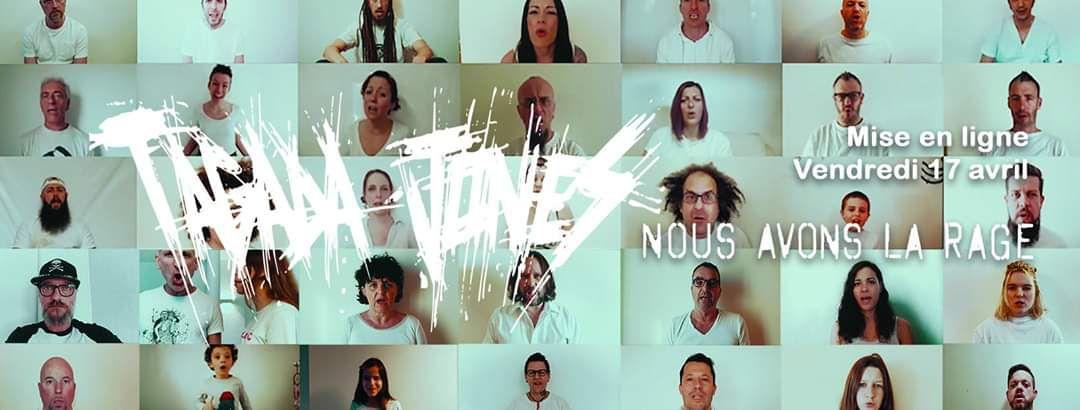 """VIDEO - Nouveau clip de TAGADA JONES """"Nous avons la rage"""""""