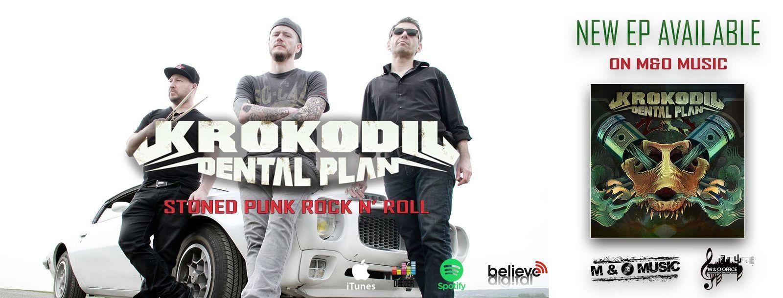 Chronique de KROKODIL DENTAL PLAN - 1er EP