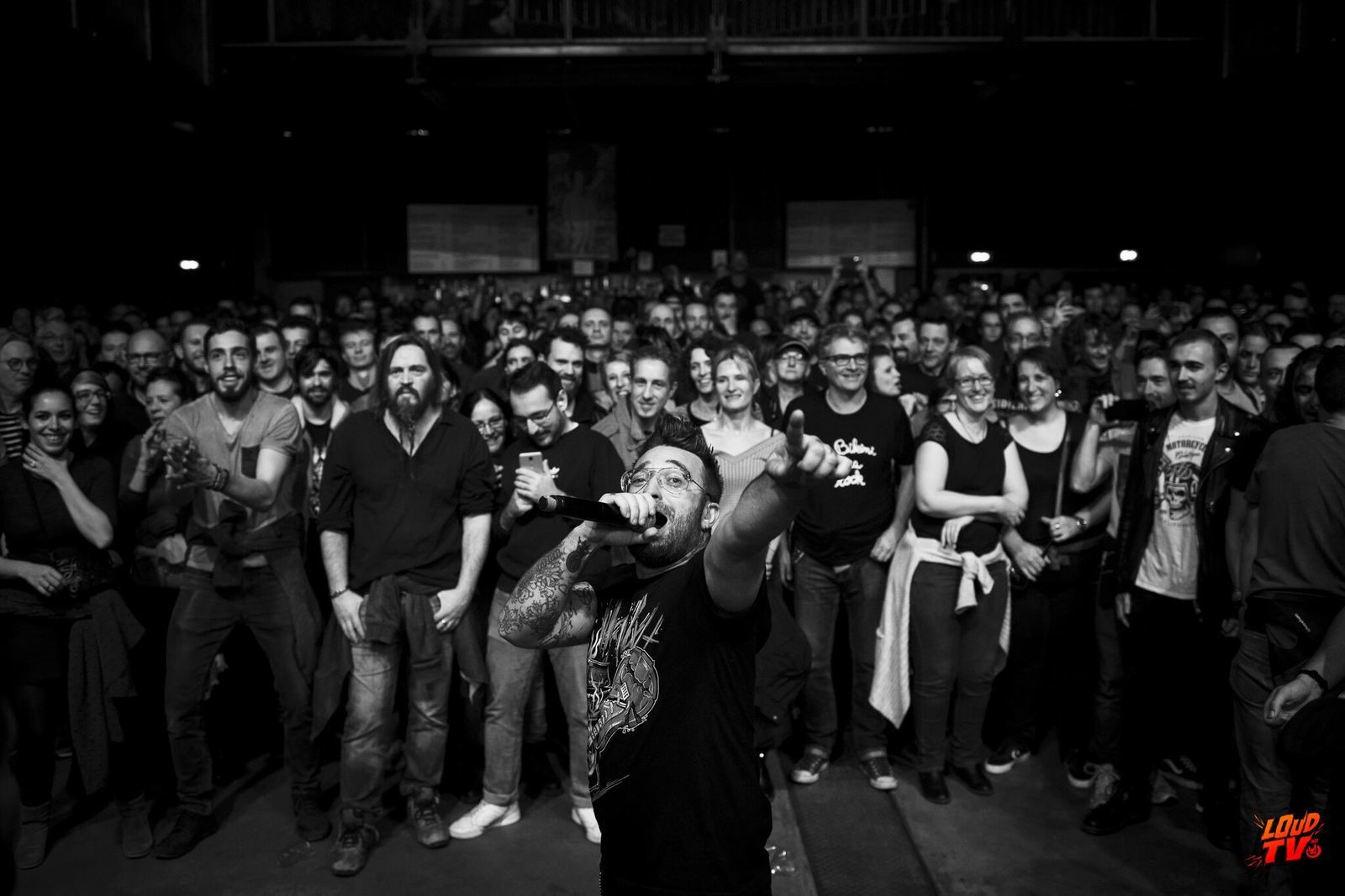 Live report MOAAN EXIS / TAMBOURS DU BRONX / SIDILARSEN - Toulouse le 30 Nov 2019