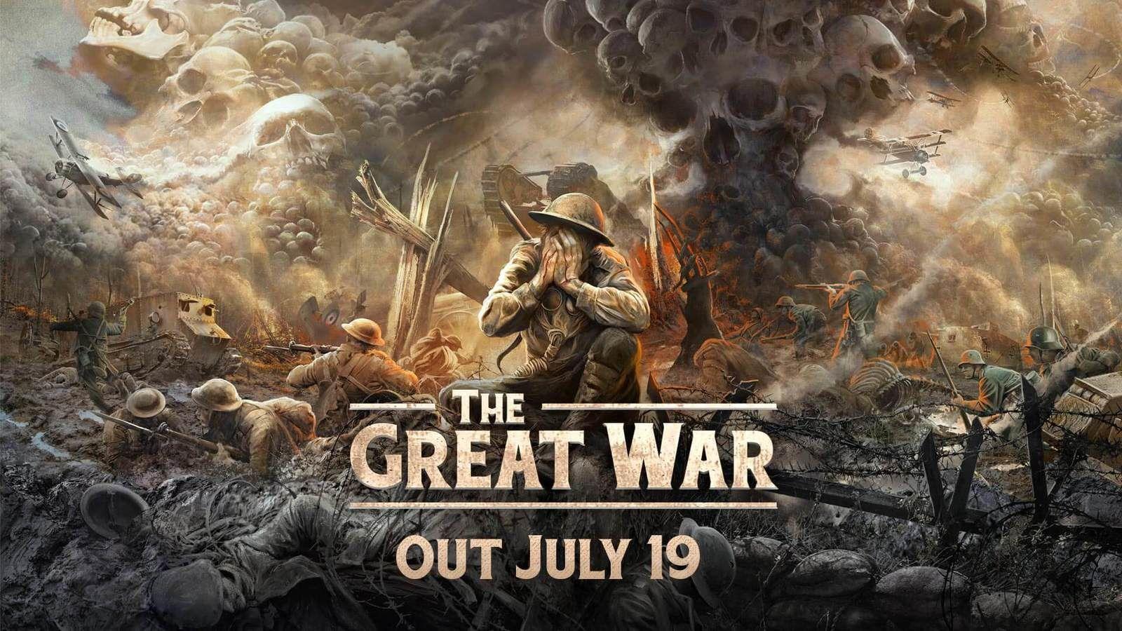 Nouvelle interview avec Joakim Brodén de SABATON pour The Great War