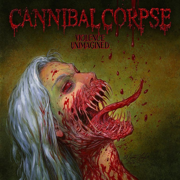 CANNIBAL CORPSE Violence Unimagined artwork