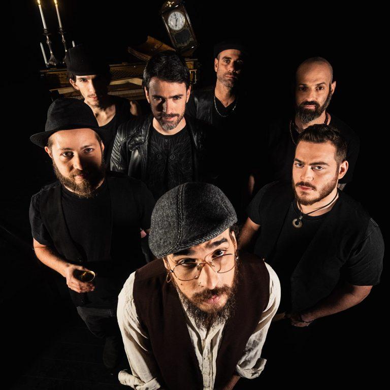 subterranean masquerade band