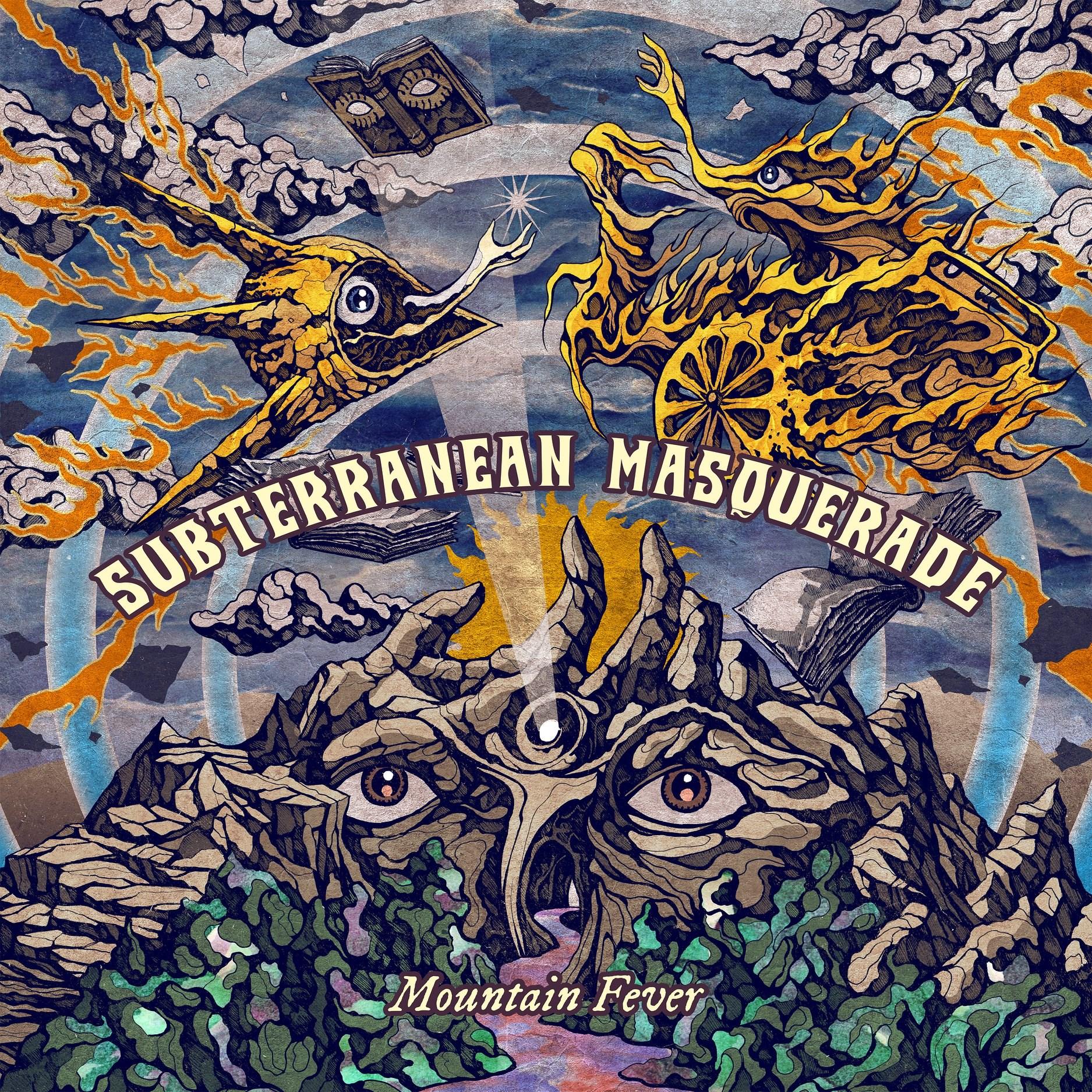 subterranean masquerade mountain fever artwork