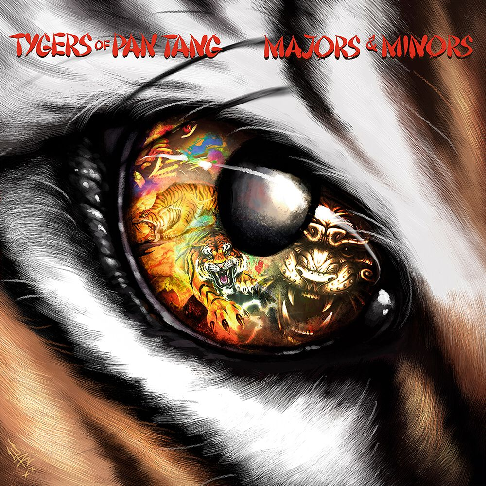 tygers of pan tang artwork