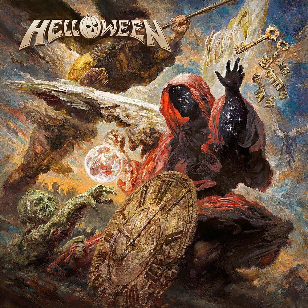 Artwork du nouvel album d'Helloween..