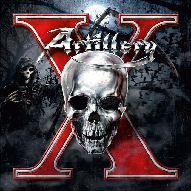 Artillery X artwork