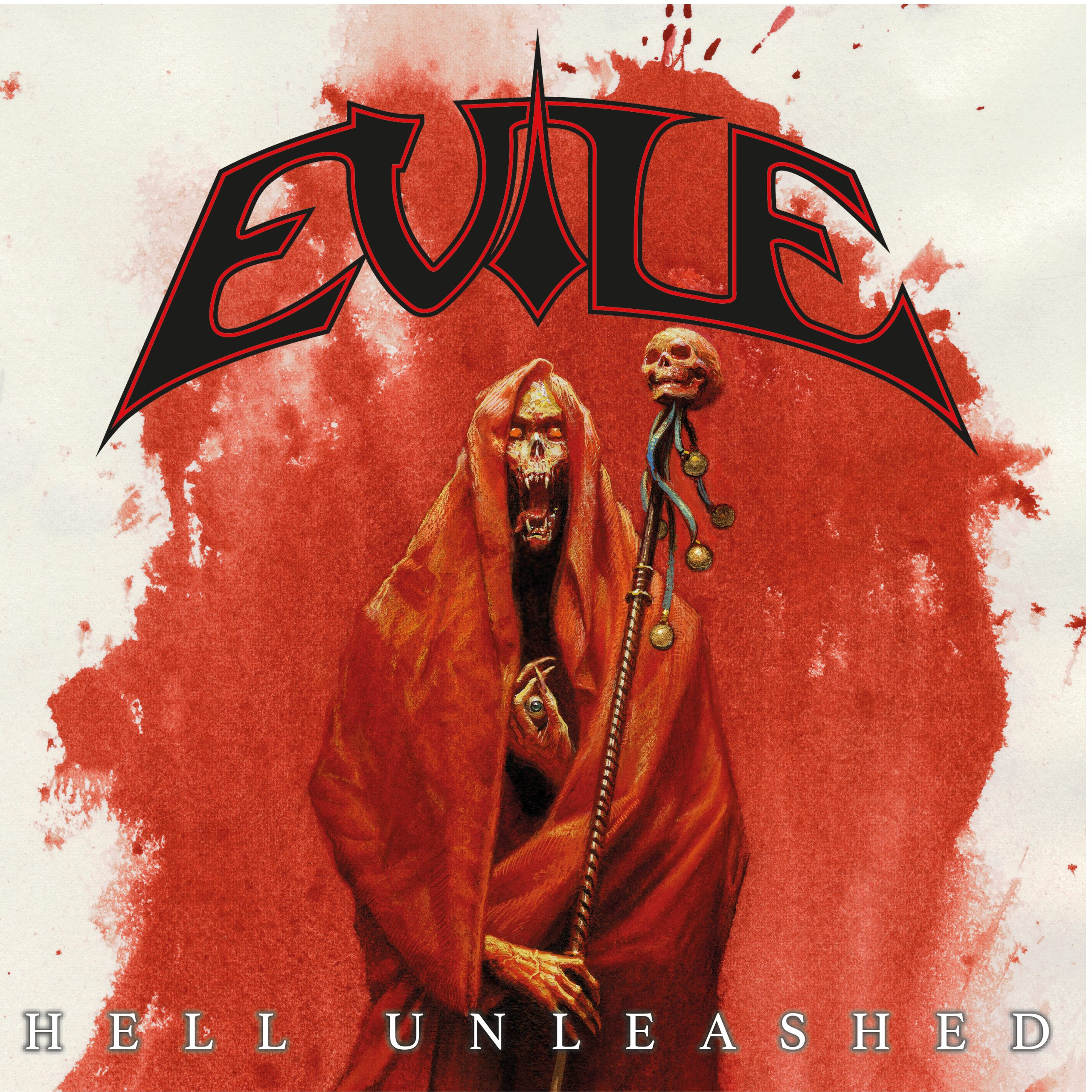 Evile hell unleashed artwork