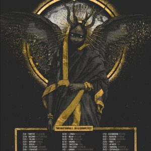 Solstafir Katatonia European Tour