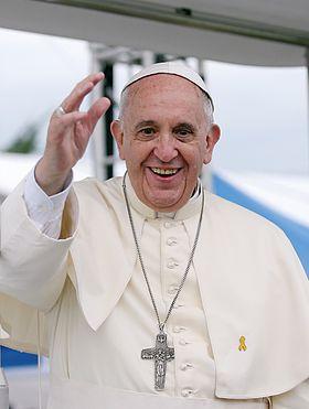 Le Pape François bénit un Festival Black Metal