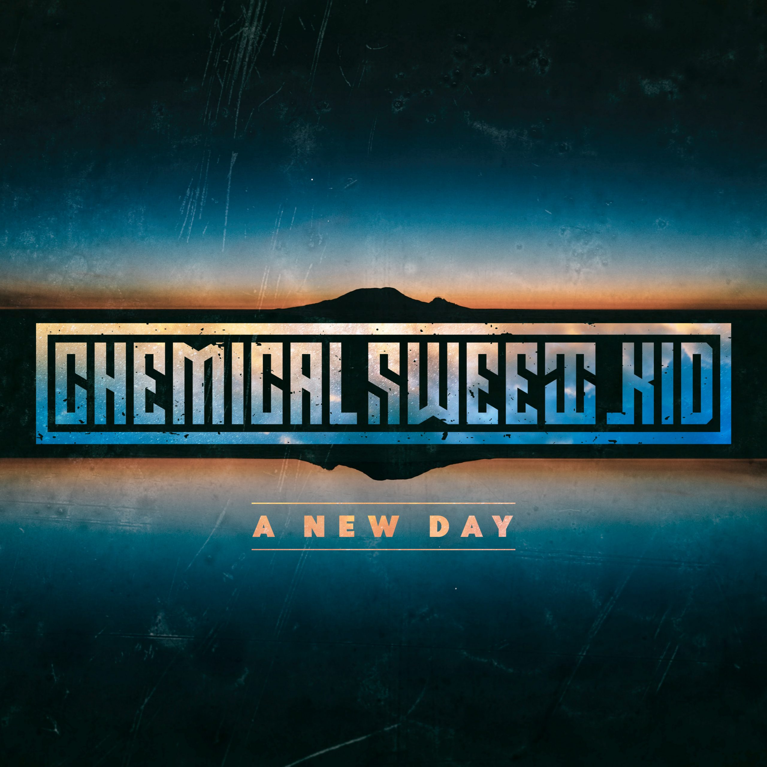 chemical sweet kid a new day