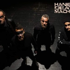 hanibal death machine band