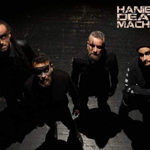 hanibal death machine band