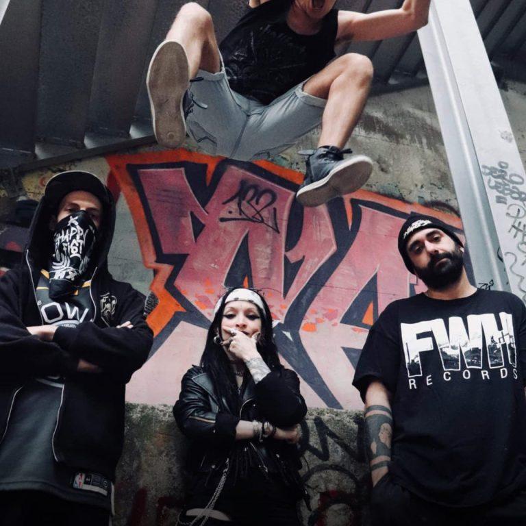 Happy Fist band