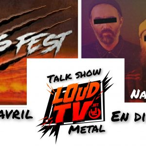 loud tv furios fest nature morte