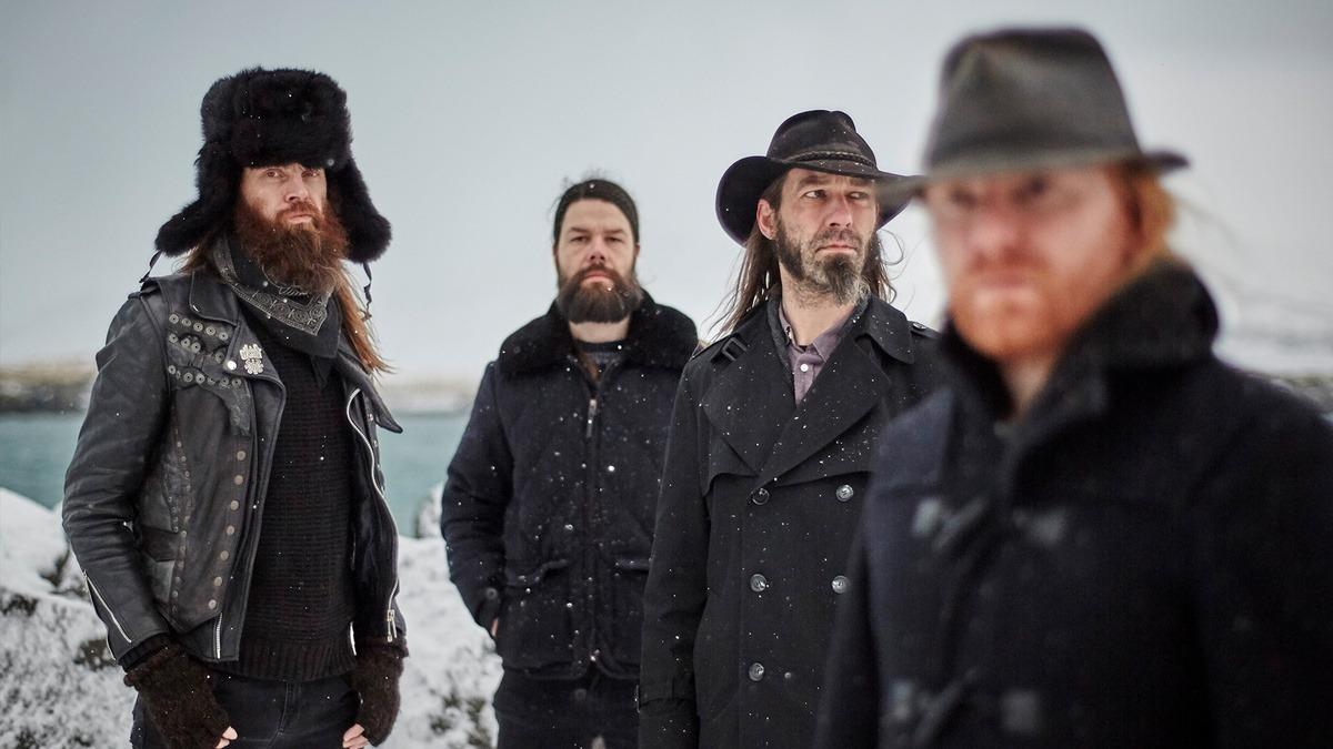 Solstafir band