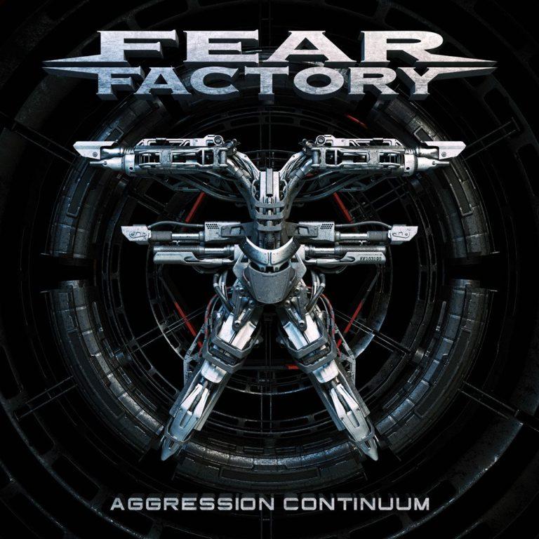 fear factory Aggression Continuum artwork