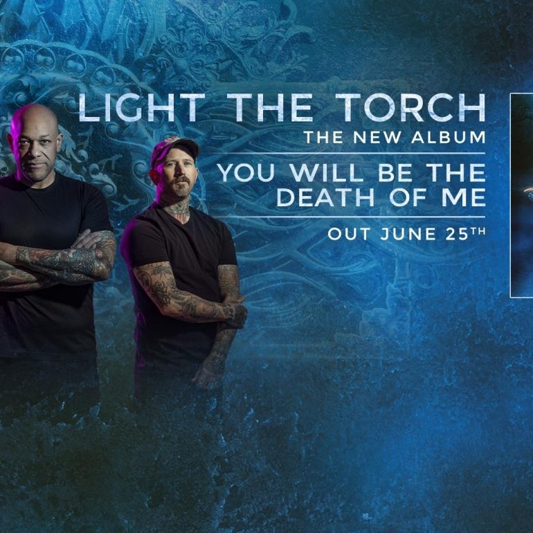 light the torch artwork