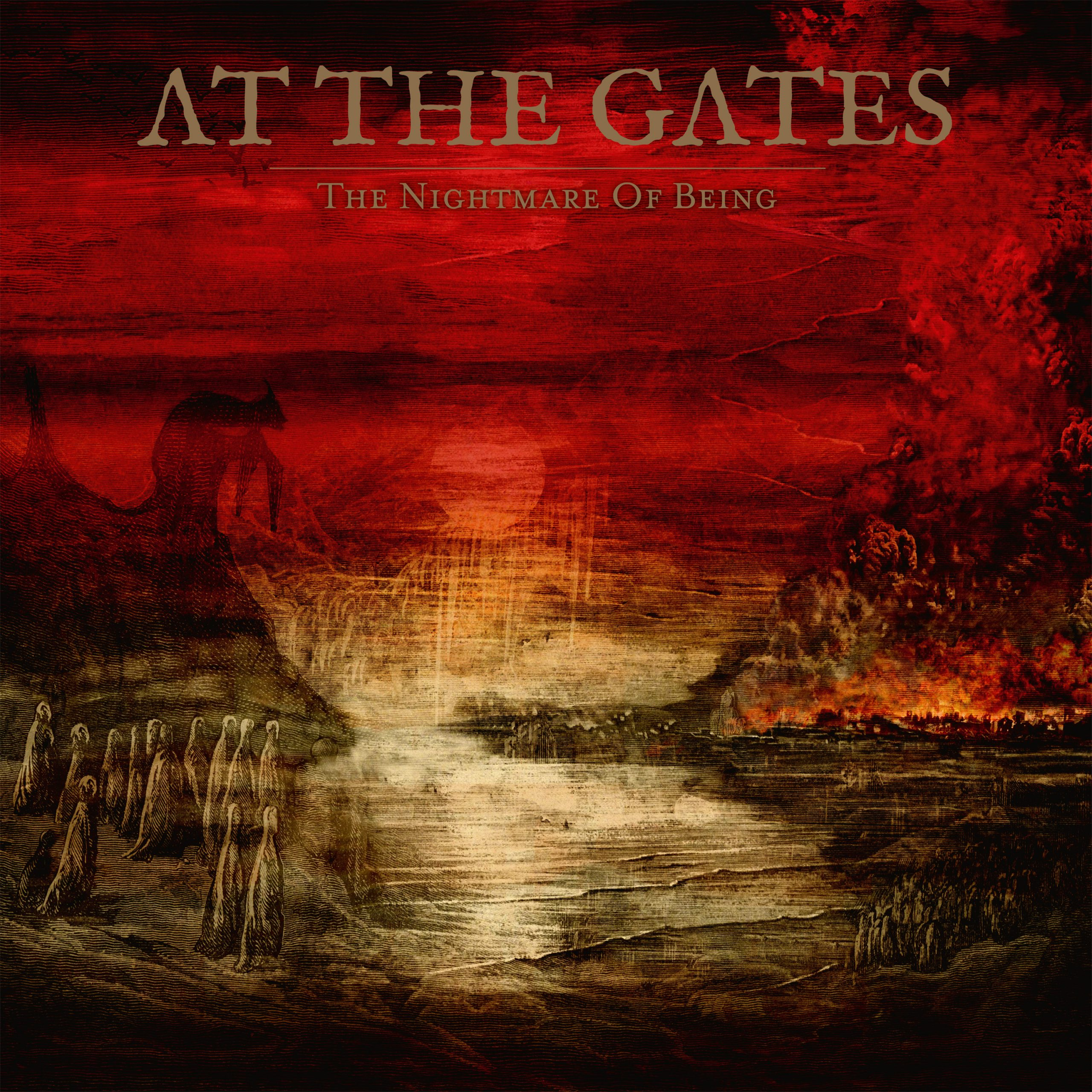 At the Gates The nighmare of being artwork