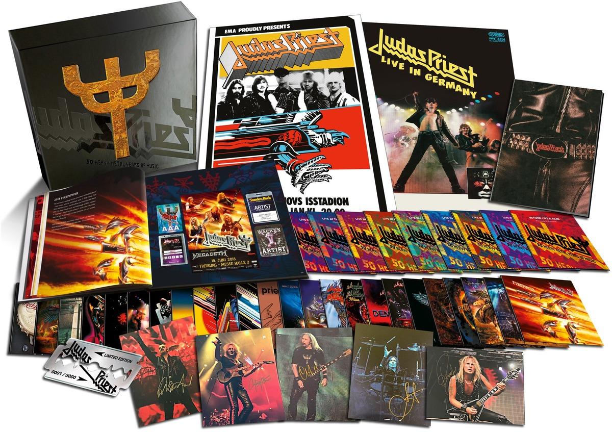 Judas Priest best of 2021