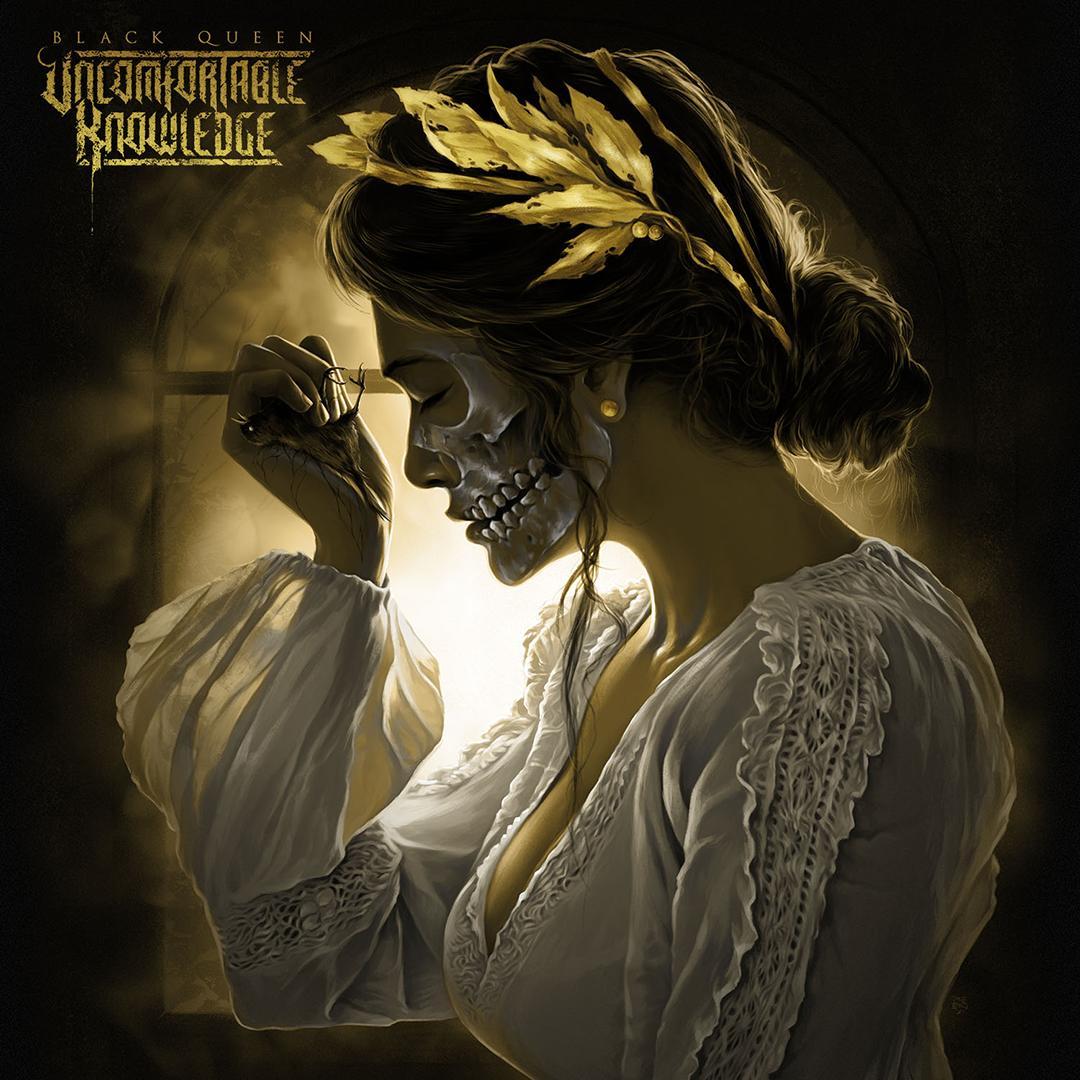 Magnifique Artwork de la belle reine noire.