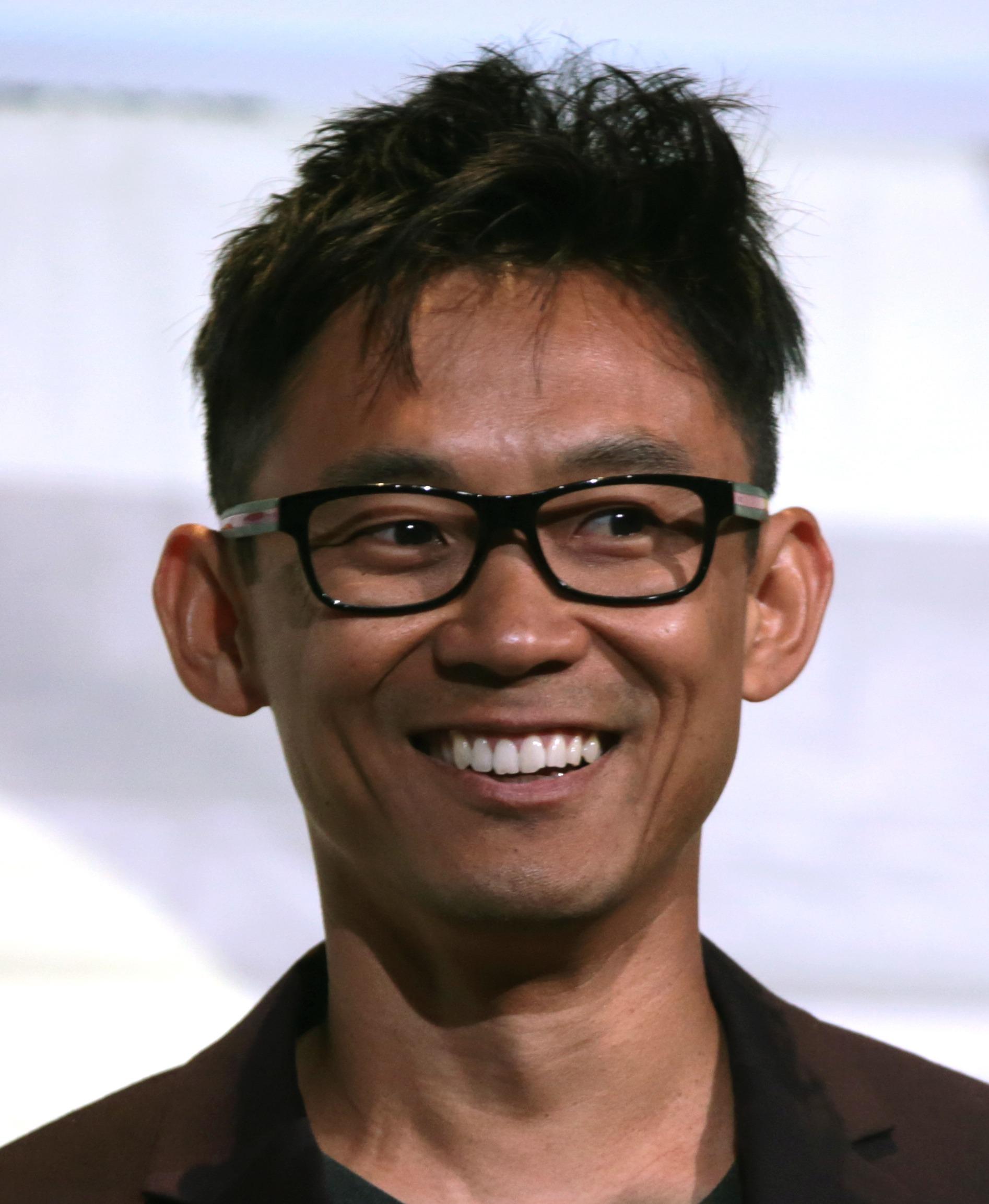 Le réalisateur JAMES WAN.
