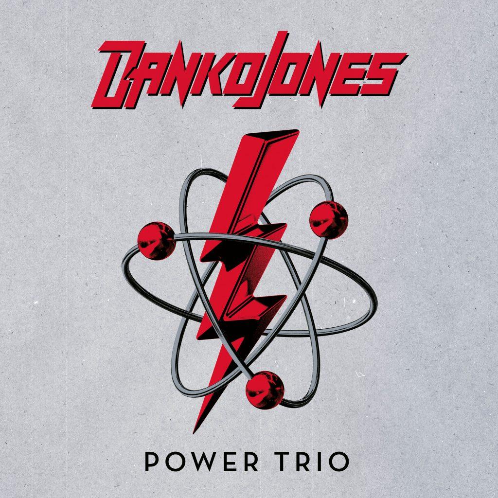 Danko jones Power trio artwork