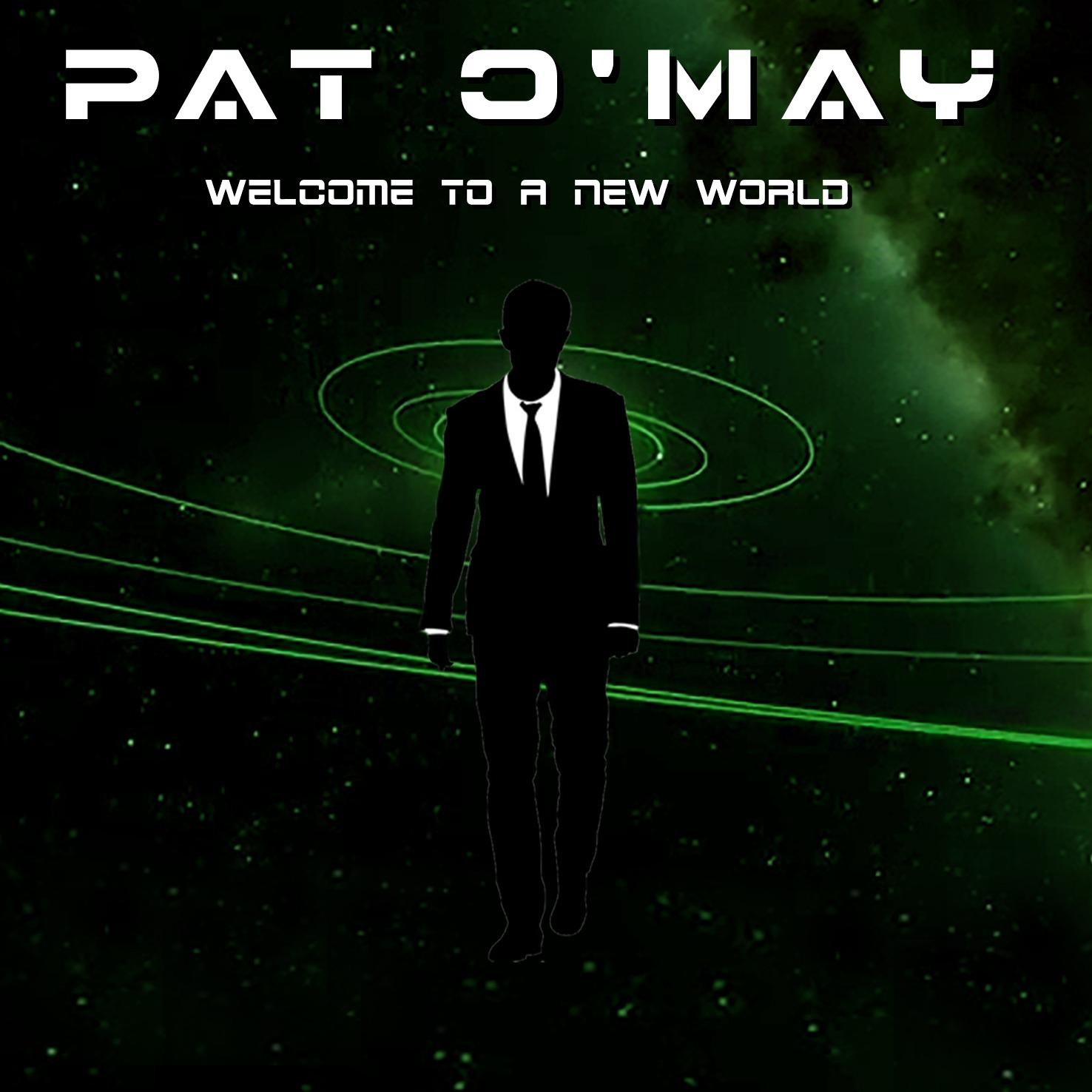 pat o may artwork